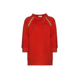 3 Mim-Pi jurk MIM-1047 oranje