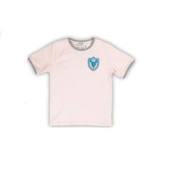 14 Airforce shirt roze 6150 maat S voordeel