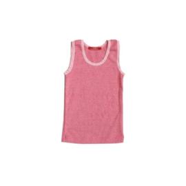 00012 Hanssop  hemd roze   maat 92