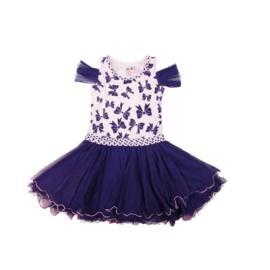 1 LoFff jurk blauw Z8120-01