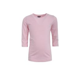 0000  LoFff shirt 3/4 roze Z9212-31