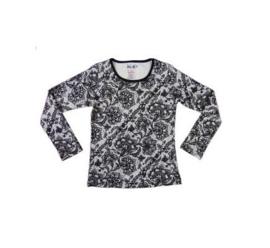 5 LoFff Shirt -Black/White- Z8047-04