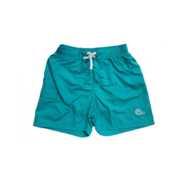 001 Just Beach Coconut light Blue board short