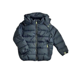 0001 Far out jongens winterjas  blauw
