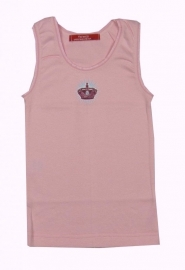 01 Hanssop hemd roze maat 104