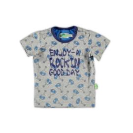 01 XS Feet blauw/grijs t53x4 shirt
