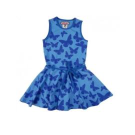1 Happynr1 Butterfly jurk -Blue- 18-103