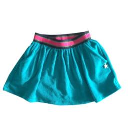 01 Mim Pi groenblauw joggingrokje