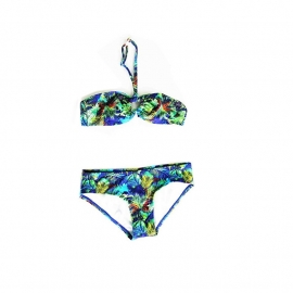 Just Beach bikini Brazilie Feather