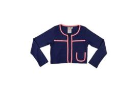 001 LoFff Jacket -Blue/Pink- Z8043-02