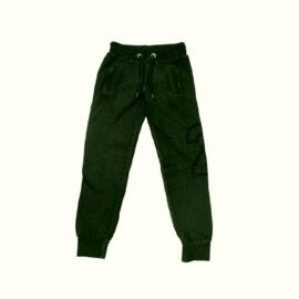 0001 Two Play  donker groene joggingbroek 98