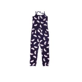 00013 LoFff jumpsuit blauw  Z8315-01