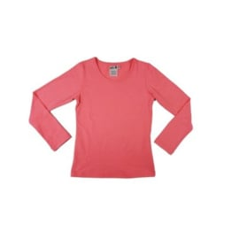 002 LoFff z9211-16 basic shirt longsleeve pink