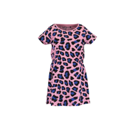 00003 Blue Seven jurk roze 721576