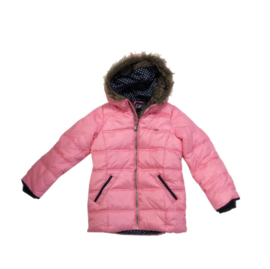 0081 Far out meiden winterjas roze model maat 128