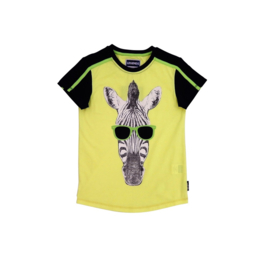 000010  Legends22 Shirt Richard yellow neon 20-323