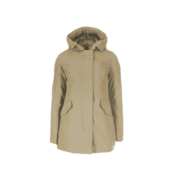 01 Airforce  Dames parka jas Bronze W0051-670