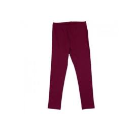 01 Happy Legging full length - Burgundy HP-17 -138