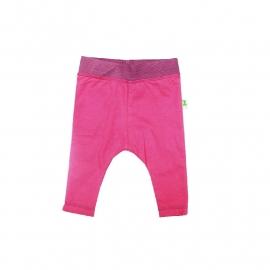 XS Feet roze legging  P95x5