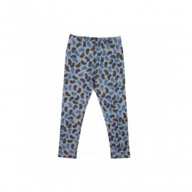 01 LoFff legging Brush print blauw z9113-38 maat 176