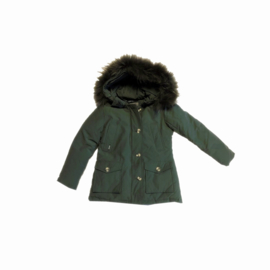 013 Airforce  parka jas rosin green hR72W0106TTT maat 122