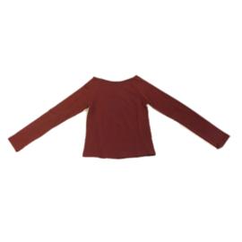 12 LavaLava shirt sangria  18-218