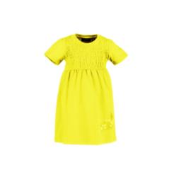 00001 Blue Seven jurk geel 721591