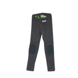 001 Little Feet legging  dark grey  p40b3 maat 68