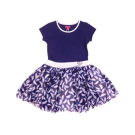 00001  LoFff jurk -blauw Z8119-03A