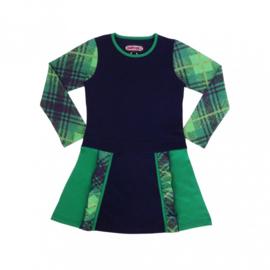 00005 Happynr1 jurk blauw-groen 19-208
