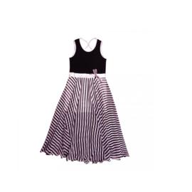 00030 LoFff  Maxi jurk -  zwart -Z8106-03