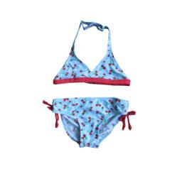 001 Far out bikini  022957  aardbeitjes blauw