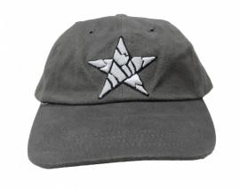 1 Airforce grijze cap met ster