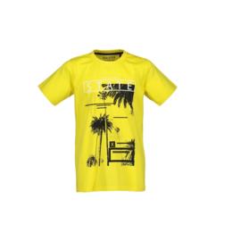 0006 Blue Seven shirt geel  602688