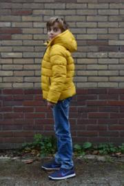 1 Far out jongens winterjas  Geel model Monkey