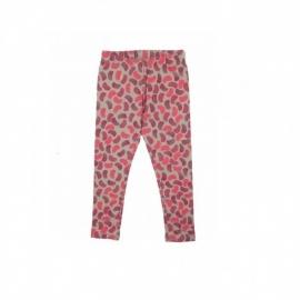 0002 LoFff legging Brush print roze z9113-39 maat 176