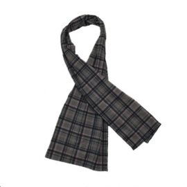 01  Porto Azul sjaal geruit 1 maat