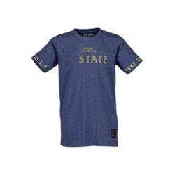0006  Blue Seven shirt blauw  602686