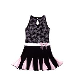 000030 LoFff jurk - zwart Z8121-01