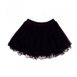 0005 LoFff  Z8236-01 petticoat zwart