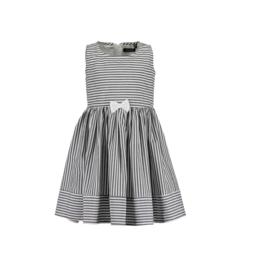00035 Blue Seven jurk wit grijs 734083