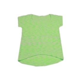 161 Zee en Zo groene trui maat S voordeel