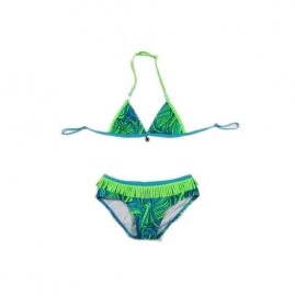 1 Zee & Zo Moana wild blue bikini