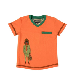 Legends22 shirt  Monkey 411