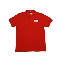 1 Salty Dog polo rood maat M
