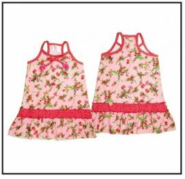 0011 Zee & Zo jurkje seabass roze  maat 68 VOORDEEL