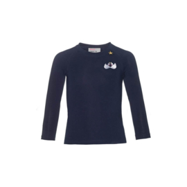 001 Mim-Pi 79 Shirt Blauw