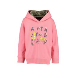 0001 Blue Seven sweater roze 717572