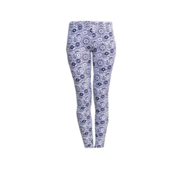 04 Far out legging blauwe bloem