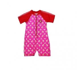 1 Zee & Zo Hoola baby  rose pink UV-werend pakje